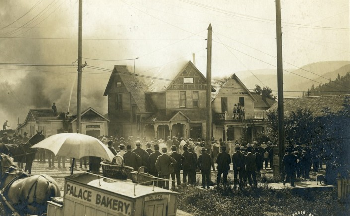 Major fires in nelson before 1950 kootenay history for Facts about house fires